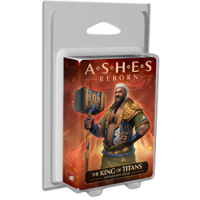 Ashes Reborn: The King of Titans ASHES Plaid Hat Games