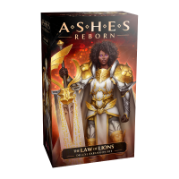 Ashes Reborn: The Law of Lions - Deluxe Expansion ASHES Plaid Hat Games