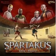 Spartakus: Krew i zdrada (druga edycja polska) Przedsprzedaż Gale Force Nine