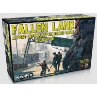 Fallen Land 2nd Edition Big Box & Descendants Expansion ( edycja Kickstarter)