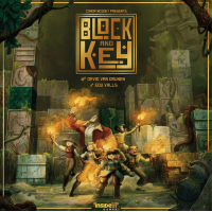 Block and Key ( edycja Kickstarter)