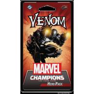 Marvel Champions: The Card Game -Venom Hero Pack Hero Packs Fantasy Flight Games