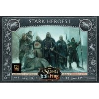 A Song of Ice and Fire. Bohaterowie Starków I (PL) Song of Ice & Fire warfactory