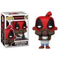 Figurka Funko POP Marvel: Deadpool 30th - Coffee Barista -775 Funko - Marvel Funko - POP!