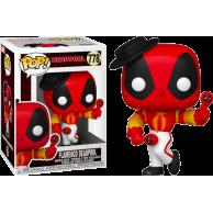Figurka Funko POP Marvel: Deadpool 30th - Flamenco Deadpool - 778 Funko - Marvel Funko - POP!