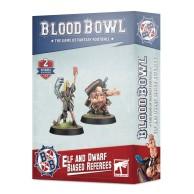 Blood Bowl: Elf and Dwarf Biased Referees Blood Bowl Games Workshop
