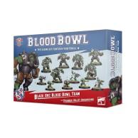Blood Bowl Team: Black Orc Blood Bowl Games Workshop