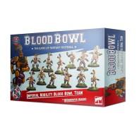Blood Bowl Team: Imperial Nobility Blood Bowl Games Workshop