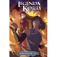 Legenda Korry - 2 Komiksy dla dzieci i młodzieży Amber