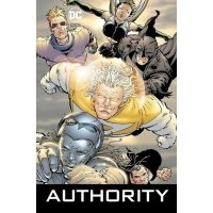 Authority - 2 Komiksy z uniwersum DC Egmont