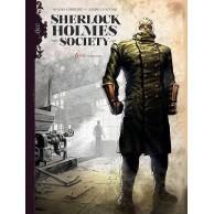 Sherlock Holmes Society - 6 - Pole manewru Komiksy kryminalne Egmont