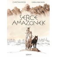 Serce Amazonek Komiksy Przygodowe Scream Comics