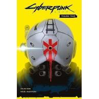 Cyberpunk 2077 - 1 - Trauma Team Komiksy fantasy Egmont