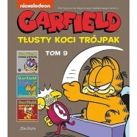 Garfield - Tłusty koci trójpak, tom 9 Komiksy pełne humoru Egmont