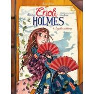 Śledztwa Enoli Holmes - 4 - Zagadka wachlarza Komiksy kryminalne Egmont