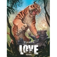 LOVE - Tygrys Komiksy Przygodowe Scream Comics