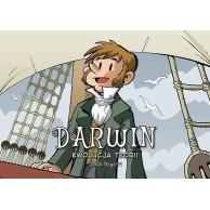 Najwybitniejsi Naukowcy - Darwin. Ewolucja teorii Komiksy dla dzieci i młodzieży Egmont