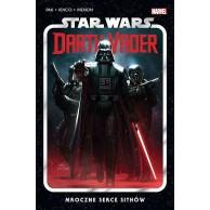 Star Wars - Darth Vader. Mroczne serce Sithów. tom 1 Komiksy fantasy Egmont