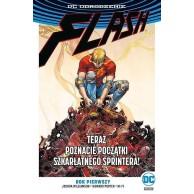 Odrodzenie - Flash: Rok pierwszy Komiksy z uniwersum DC Egmont