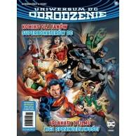 Superbohaterzy 1/2017 Uniwersum DC Odrodzenie Komiksy z uniwersum DC Egmont