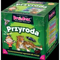BrainBox - Przyroda Dla dzieci Rebel