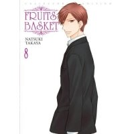 Fruits Basket - 8 Shoujo Waneko