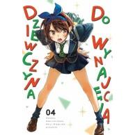 Dziewczyna do wynajęcia - 4 Shoujo Waneko