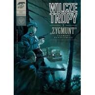 """Wilcze tropy - 1 - \\""""Zygmunt\\"""" Komiksy historyczne IPN"""