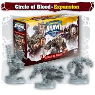 Super Fantasy Brawl: Circle of Blood Przedsprzedaż Mythic Games