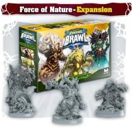 Super Fantasy Brawl: Force of Nature Przedsprzedaż Mythic Games