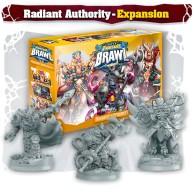 Super Fantasy Brawl: Radiant Authority Przedsprzedaż Mythic Games
