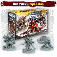 Super Fantasy Brawl: Hot Trick Przedsprzedaż Mythic Games