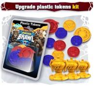 Super Fantasy Brawl: Upgrade Plastic Tokens Kit Przedsprzedaż Mythic Games