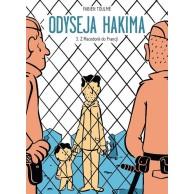 Odyseja Hakima, tom 3: Z Macedonii do Francji Komiksy Obyczajowe Non Stop Comics