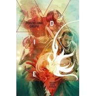 Die, tom 2: Podzielona grupa Komiksy fantasy Non Stop Comics
