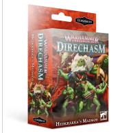 Warhammer Underworlds: Direchasm – Hedkrakka's Madmob Przedsprzedaż Games Workshop