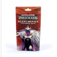 Warhammer Underworlds: Direchasm – Silent Menace Universal Deck Przedsprzedaż Games Workshop