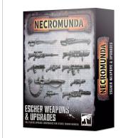 Necromunda: Escher Weapons & Upgrades Przedsprzedaż Games Workshop