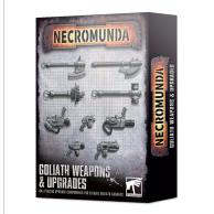 Necromunda: Goliath Weapons & Upgrades Przedsprzedaż Games Workshop