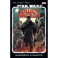 Star Wars - Łowcy nagród. Najgroźniejsi w galaktyce Komiksy fantasy Egmont