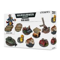 Warhammer 40000: Hero Bases Podstawki Games Workshop