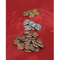 Venice metal coins set Przedsprzedaż