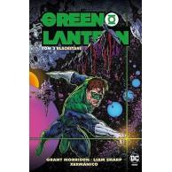 Green Lantern - 3 - Blackstars Komiksy z uniwersum DC Egmont