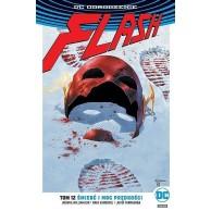 Odrodzenie - Flash - 12 - Śmierć i moc prędkości Komiksy z uniwersum DC Egmont