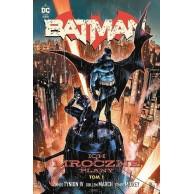 Batman - 1 - Ich mroczne plany Komiksy z uniwersum DC Egmont
