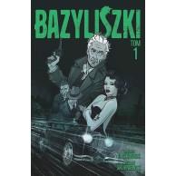 Bazyliszki - 1 Komiksy historyczne Egmont