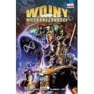 Wojny nieskończoności Komiksy z uniwersum Marvela Egmont