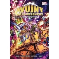 Wojny nieskończoności - Odliczanie Komiksy z uniwersum Marvela Egmont