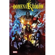 Domena królów Komiksy z uniwersum Marvela Egmont