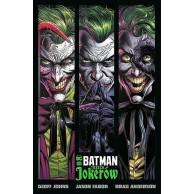 Batman - Trzech Jokerów Komiksy z uniwersum DC Egmont